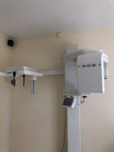 Matériel de radiographie du cabinet du Dr Hatraf