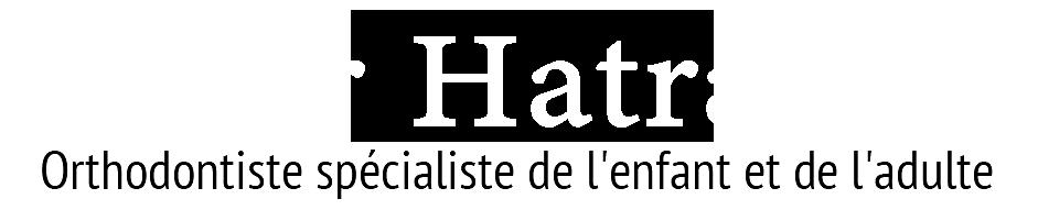 Logo blanc Dr Hatraf